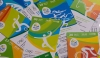 The design of Rio 2016 Olympic and Paralympic tickets has been unveiled ©Rio 2016