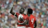 Collins Injera was the star of the show as he scored two tries in a shock triumph over Fiji