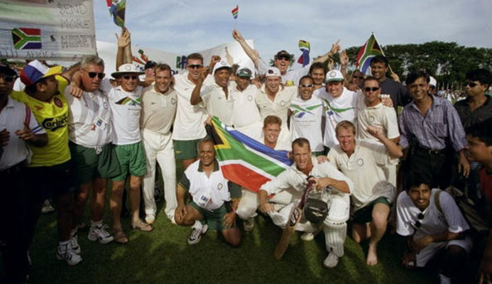 South Africa won the gold medal when cricket last featured in the Commonwealth Games at Kuala Lumpur 1998 ©Getty Images