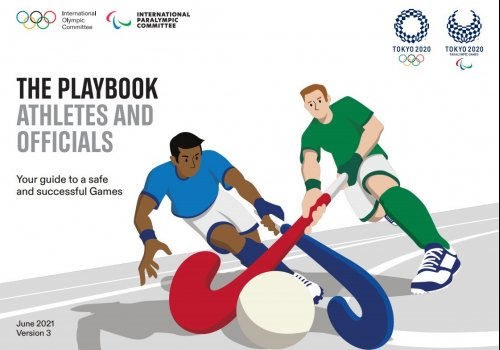 Athletes face bans and fines for violating COVID-19 rules at Tokyo 2020