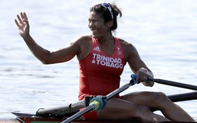 Relieved Chow reaches second Olympics