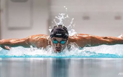 Myanmar swimmer ditches Olympic dream to protest junta violence